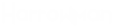 HARROWMAN_logo_white_small